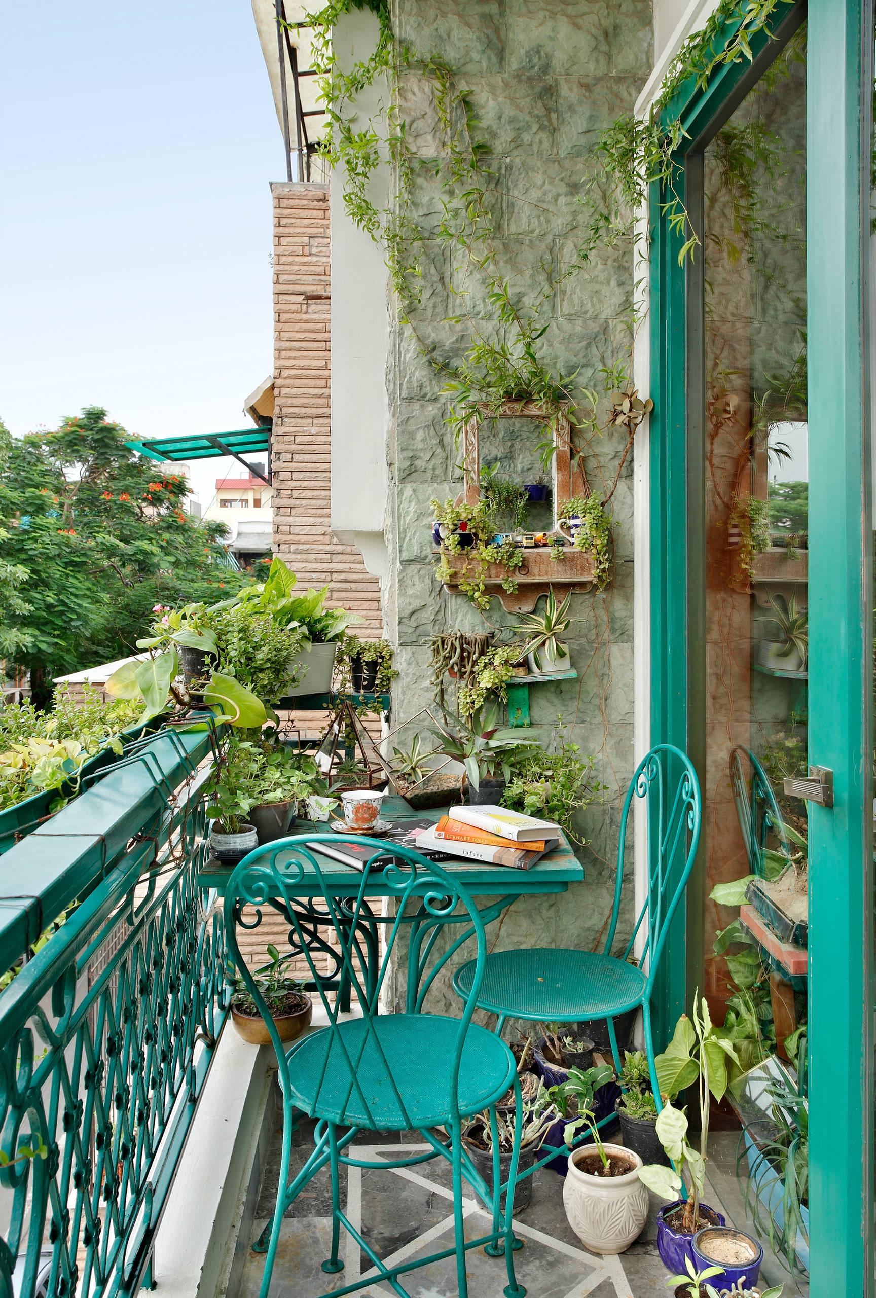20 идей, чем украшать балкон этой весной