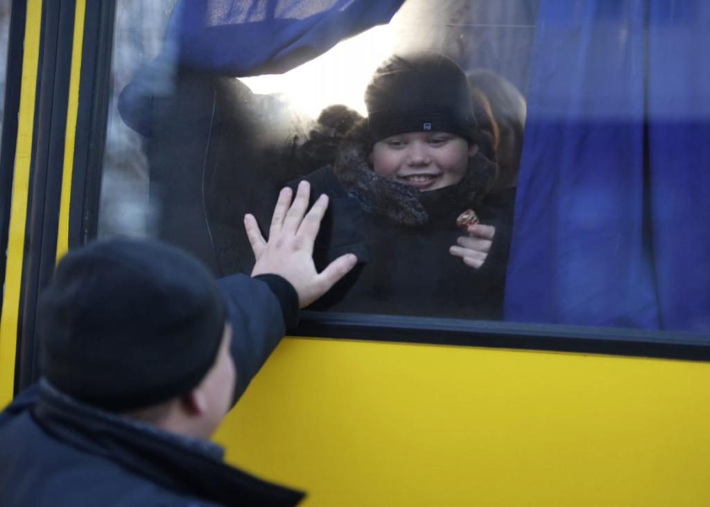 Украинцы продолжают бежать в Белоруссию