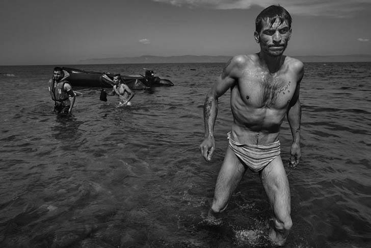 Cамые важные и эмоциональные кадры 2015-го года от журнала TIME