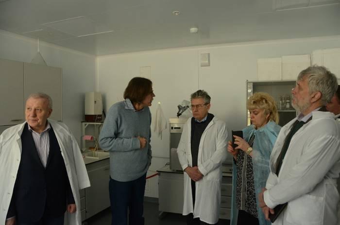 Нанотехнология с чубайсом о онкологии в уфе — photo 9