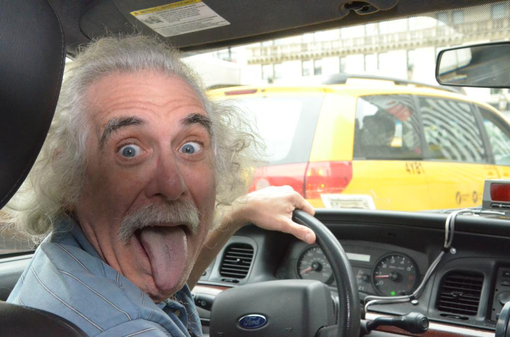 Картинка смешной водитель