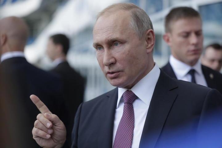 Президент говорит: ТОП-10 самых известных фраз Владимира Путина