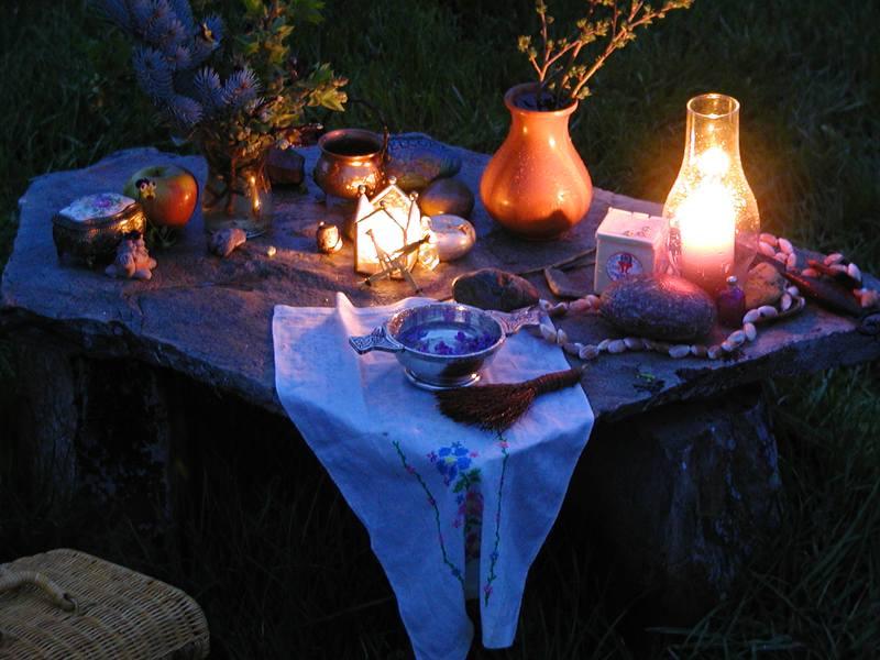 Магия и против псориаза - Псориаз
