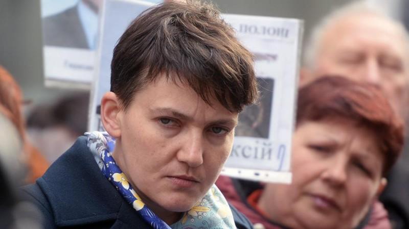 Савченко сбежала в Россию
