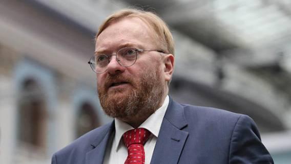 Милонов попросил Следком проверить протурецкие статьи востоковеда Семенова Общество