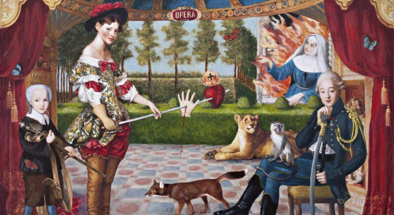 Дралась нашпагах, целовала женщин иподожгла монастырь: кем была Жюли д'Обиньи интересное,интересные люди,интересные факты,история,шок