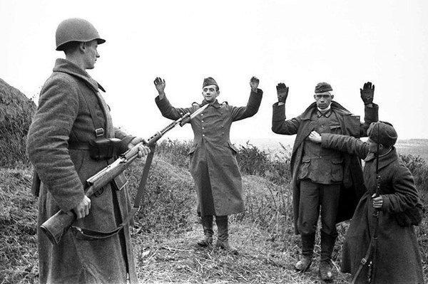 Как советский командир без единого выстрела взял в плен 150 фашистов
