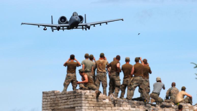 Independent: США приурочили военные учения у границ России к открытию ЧМ—2018