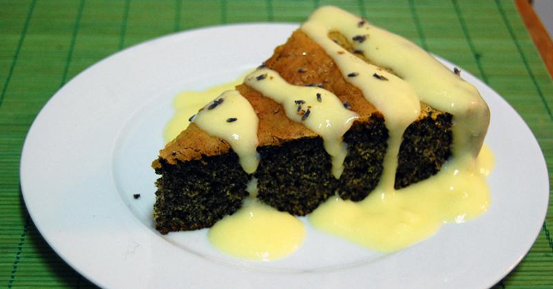 Маковый пирог - настоящий праздник души!