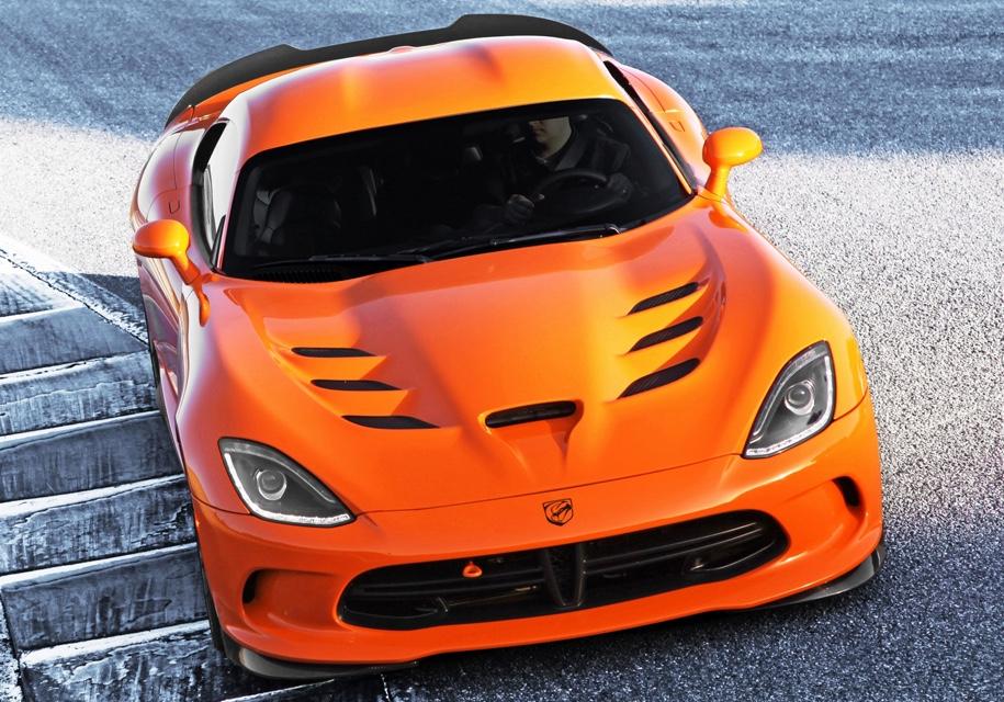 Dodge возродит суперкар Vipe…