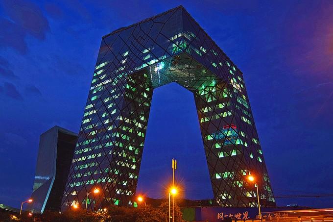 33 самых невероятных здания мира