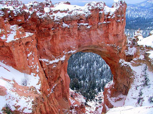 Природные мосты планеты