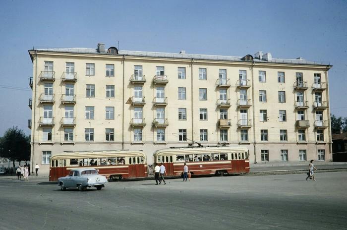 Иркутск, 1964 год