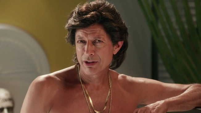 Jeff Goldblum Is Out of His Mind in Tim & Eric's Loony Ad for GE Lighting