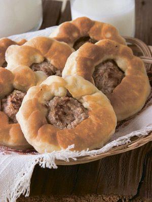 Беляши и пирог с капустой: тот самый вкус!