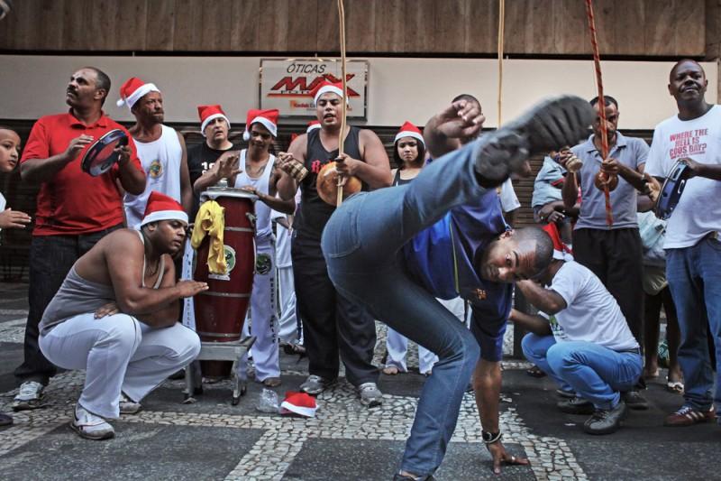 Как празднуют Рождество в Сан-Паулу и Рио