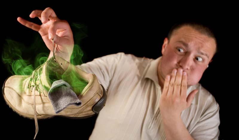 Как избавить обувь от неприятного запаха запах