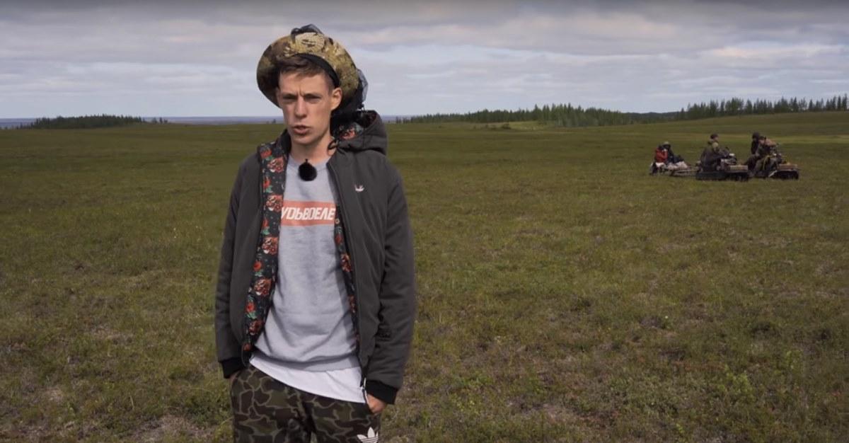 Юрий Дудь стал лицом новой рекламной онлайн-кампании «Эльдорадо»