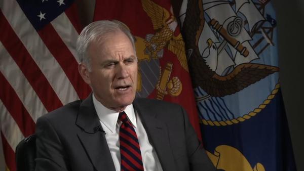 Ричард Спенсер, командующий ВМС США. Источник изображения: http://watch.windstream.net