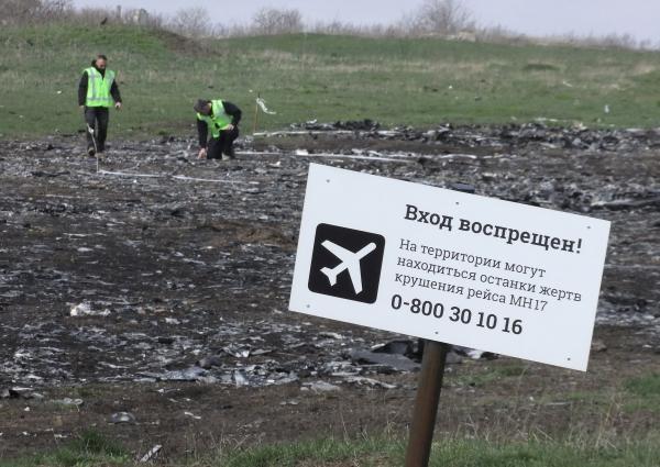 Сбитый Boeing MH17: тайное станет явным?