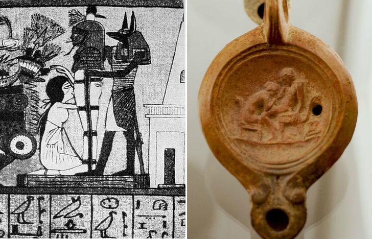 Шокирующие сексуальные традиции Древнего мира