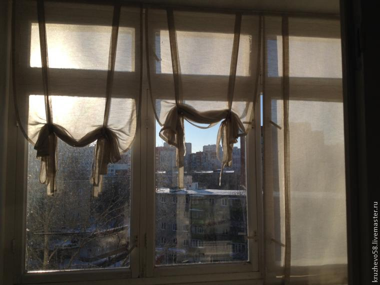 Римские шторы своими руками за 1 вечер: мастер-класс (фото) 15