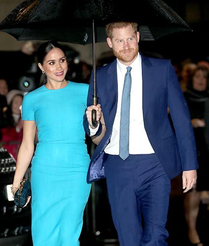 Инсайдер: Меган Маркл и принц Гарри задумались о возвращении в Англию Звездные пары