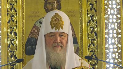 Чаплин: Патриарх Кирилл долго не продержится