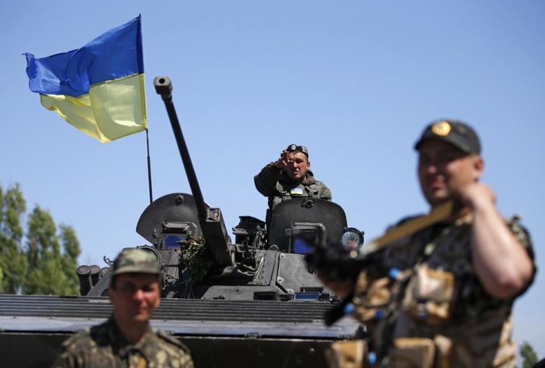 Решение Путина по Донбассу набирает обороты и уже в Киеве; бунт украинских силовиков