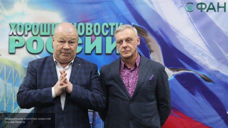 Селин призвал ценить щедрость, душевность и гостеприимство русского народа