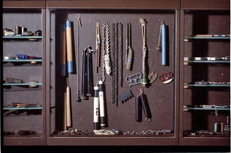 Оружие, изъятое у посетителей Мавзолея В. И. Ленина история, картинки, фото