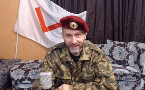Краповые береты против Путин…