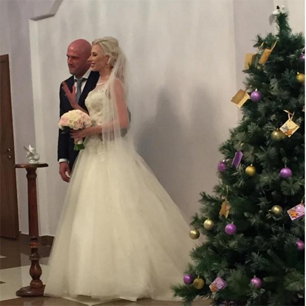 """Ксения Бородина уже успела  погулять на свадьбе подруги: """"У нас неделя самых лучших событий!"""""""