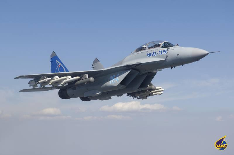 Почему МиГ-35/35Д — хорошая идея для ВКС РФ