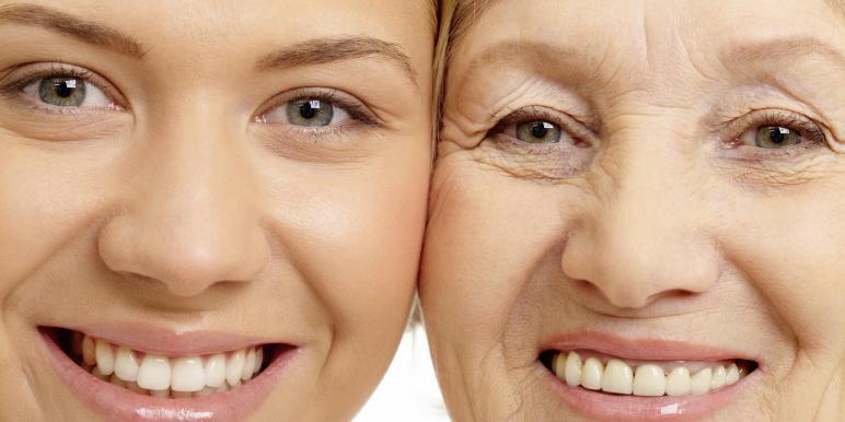 Старение кожи - главные секр…