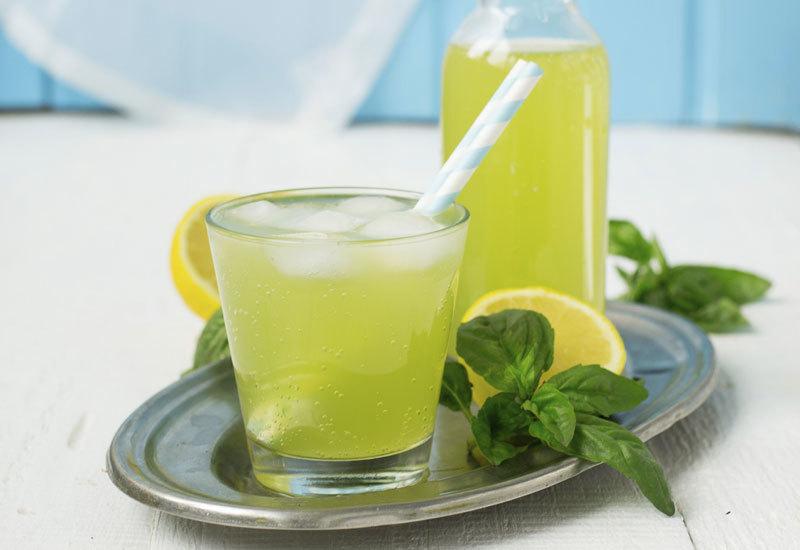 Омолаживающий напиток на основе зеленого чая