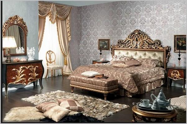 королевские палаты это спальня в стиле барокко