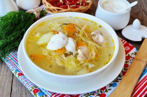 3 очень простых и вкусных рецепта супа для полноценного обеда