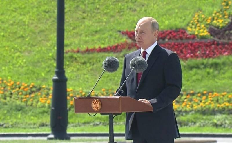 Почему у либерала Путина всё так слишком либерально?
