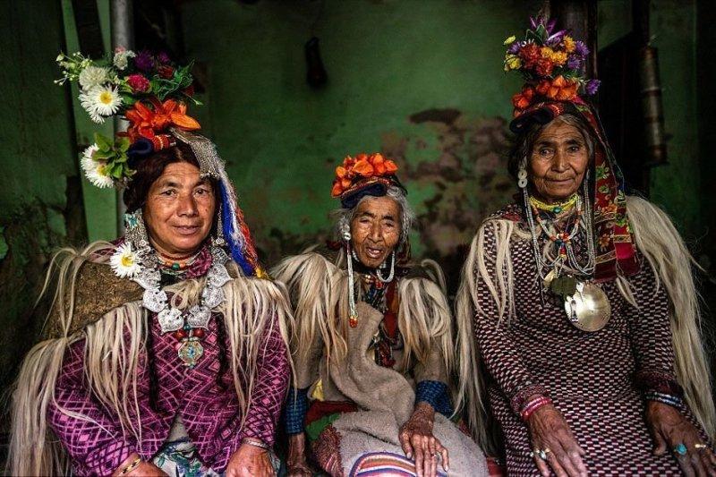 Народ дрокпа: исчезающее племя