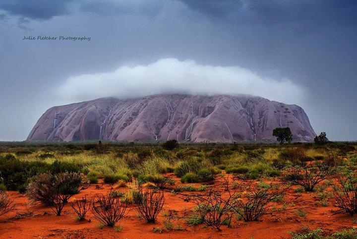 Побег от суеты в дикую австралийскую глушь: прекрасные фото природы