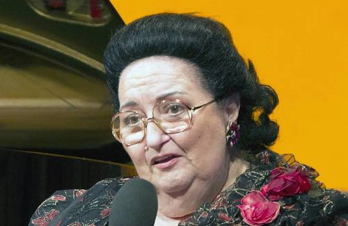 В Барселоне госпитализирована легендарная Монсеррат Кабалье