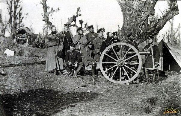 Русско-турецкая война 1877-1878 гг — подборка старинных фото