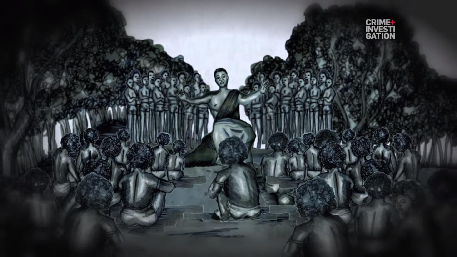 Невероятная история Черного Иисуса: пророк, каннибал и просто лидер культа интересные люди,интересные факты,история,паранормальное,путешествия,увлечения,факты,экстремальный туризм