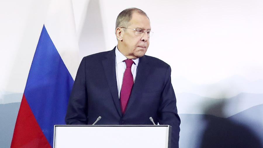 Сергей Лавров: Запад сожалеет, что не успел создать базу НАТО в Крыму