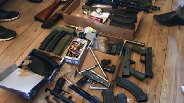 ФСБ ликвидировала подпольных оружейников