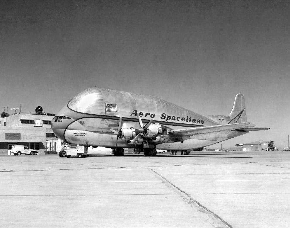 Необычные самолеты в истории авиации
