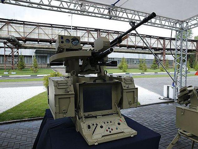«Калашников» создал оружие, которое само решает, в кого стрелять