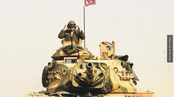«Оливковая ветвь» в действии: турецкие военные уничтожили 80 боевиков в сирийском Африне