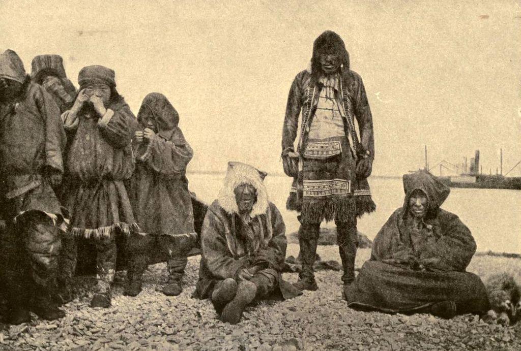 Чернокожие пленницы история
